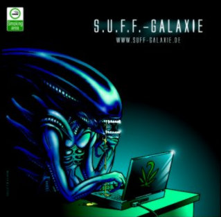 CD S.U.F.F.-GALAXIE