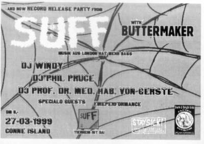 suff with buttermaker